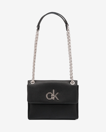 Calvin Klein Ew Conv Flap Cross body bag