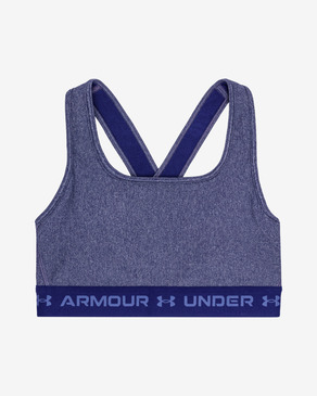 Under Armour Crossback Mid Heather Biustonosz