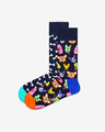 Happy Socks Dog Gift Box 2-pack Skarpetki